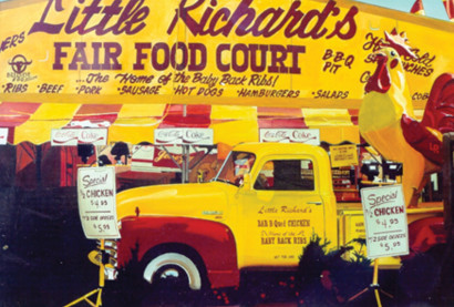 Little Richard's